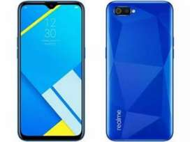 RealMe C2 mobile with brand new condition.