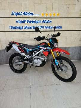 KM 4000 KLX 150 BF SE 2019 Hub. Sri Sanjaya Motor