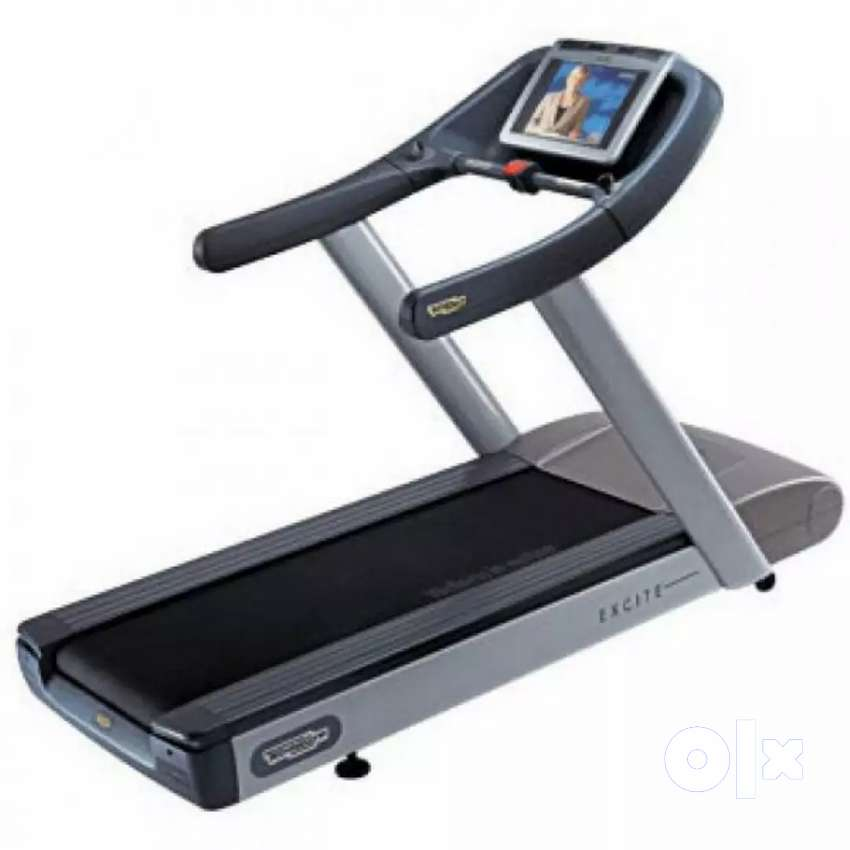 Fitness and gym equipments service