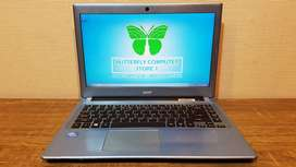 Laptop Desain Grafis Acer Aspire V5-431 RAM 4GB Corel Photoshop