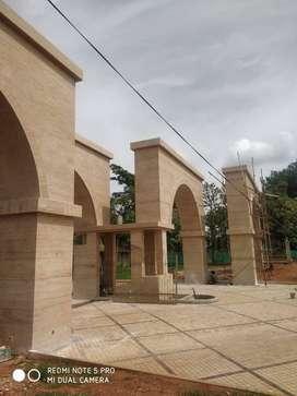 Villa plots for sale in Kanakpura Road