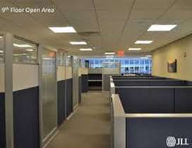 Blue area 1st floor good location office space for  rent