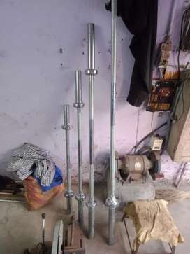 We sell Olympic rod I'm retail. 1 foot charges 450 rs