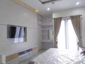 Floorings Lantai kayu Wallpaper and Gorden Gordyn Gorgeous Modern