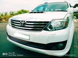 Toyota Fortuner 3.0 4x2 MT, 2013, Diesel