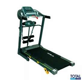 Grosir//Treadmill Listrik 3 Fungsi TL-288(SOLO FITNESS CENTER)
