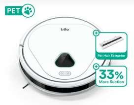 Trifo Max Pet Vaccum Cleaner Robot Vaccum Cleaner