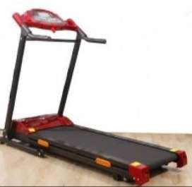 Hemat Biaya Treadmill Elektrik 1 fungsi Merk QNZ-42.1 Fitness Olahraga