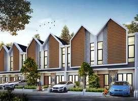 Rumah mewah modern 4 kamar di tengah kota Gresik