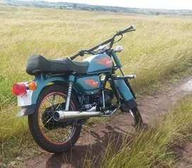 Cd100 modified bike 10day ago