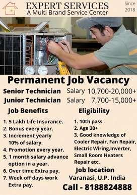 Junior Technician