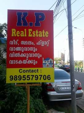 3 bhk house upstair portion near chevarambalam