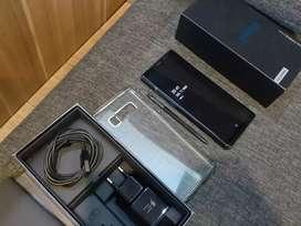 Samsung note 8 dual sim 6/64gb terima tt/bt normal