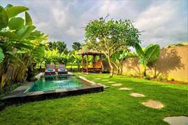 1 Bedroom Villa With Rice Paddies View In Ubud