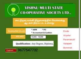 Vishunu cooperative society