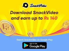 Online Earning - Watch videos and earn