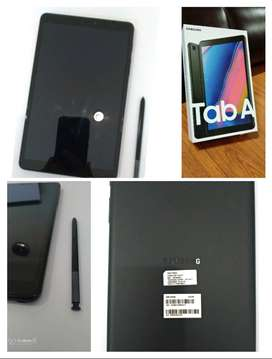 Samsung tab A with pen