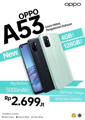 New Arrival Oppo A53 4/128