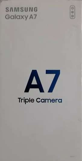 SAMSUNG A7 FOR SALE