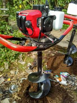 Mesin bor tanah biopori