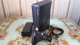 Xbox 360 Slim for Sale- Excellent Condition
