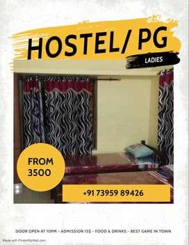 PG/HOSTEL FOR LADIES