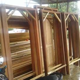 Depot kayu dan kusen plg