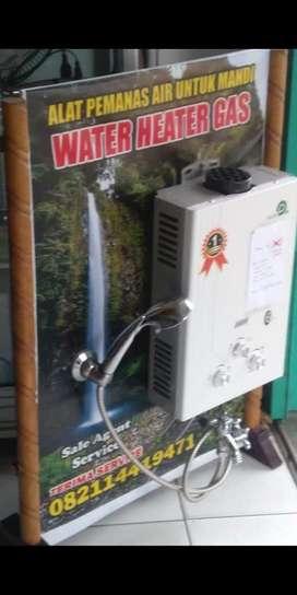 Alat pemanas air / water heater gas