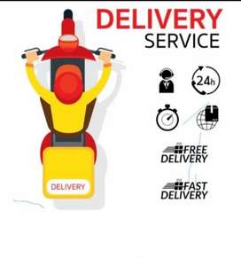 We are urgent requirement for food delivery boy// biker & cyclist
