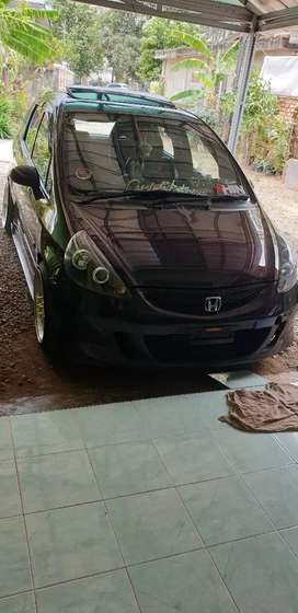 Honda jazz 2007 upgrade vtech