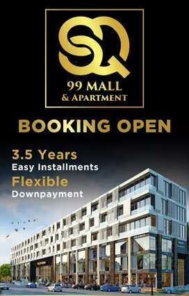 Apartments Shops Offices Luxurious golden opportunity
