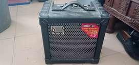 Cube Roland-15 bonus efek gitar