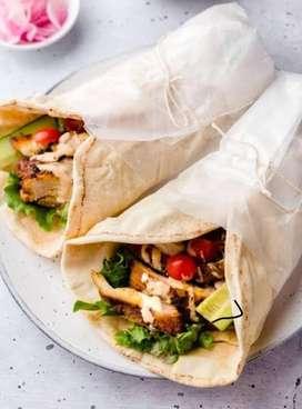 shawarma alfam maker porotta maker