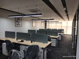 Furnished office available near vashi station.