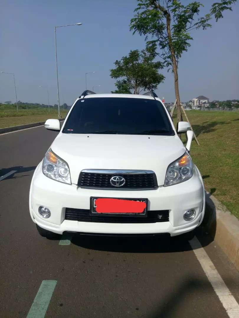 Toyota Rush G A/T 2011 0