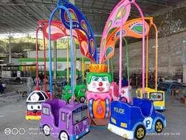 odong odong NS robocar poli kereta panggung komedi safari
