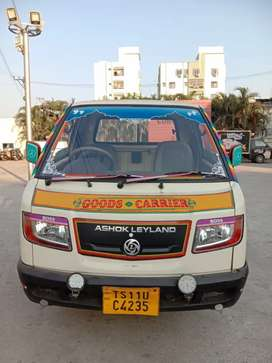 Ashok Leyland dost 2019 model shoroom condition