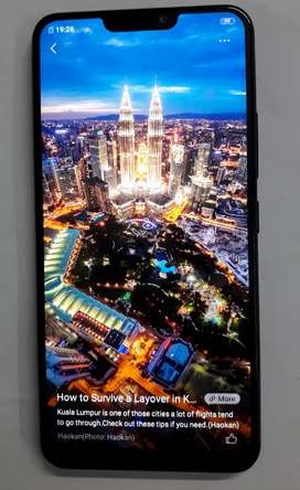 Vivo Y 81  32 GB internal 3GB Ram  Face Lock  Fingerprint  super phone