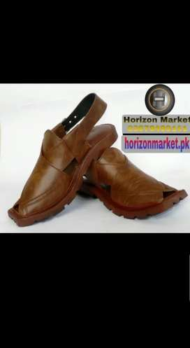 Peshawari Leather Chappal