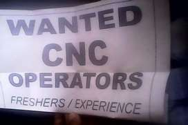 Cnc operator needed
