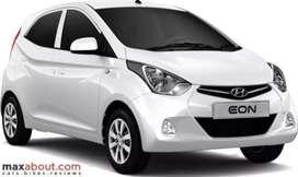 Hyundai EON Car For Rent