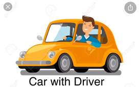 Eirtiga with driver available on monthly basis