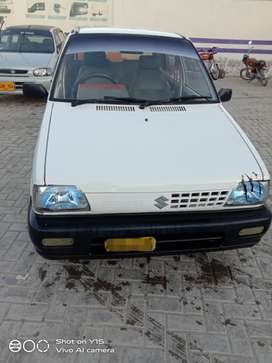 Mehran vx 800cc 2015_16 model injecter