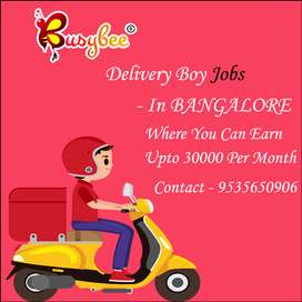 Food delivery boys