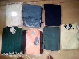 Men garments, shirt, t- shirt, lower, jins etc.
