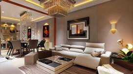 2BHK FULLY FURNISHED FLAT FOR SINGLE FAMILLY OR COMPANY LEASE
