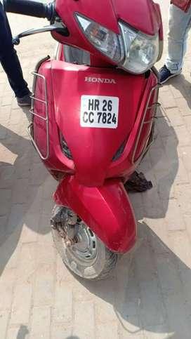 Honda activa 2013