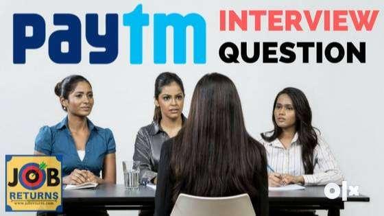 Paytm jobs 0