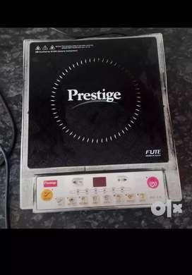 Prestige induction cookware
