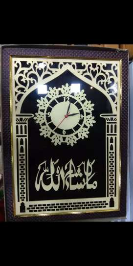 Gift Showpiece NEW NEW NEW LAUNCH  Brand New Islamic #Clock